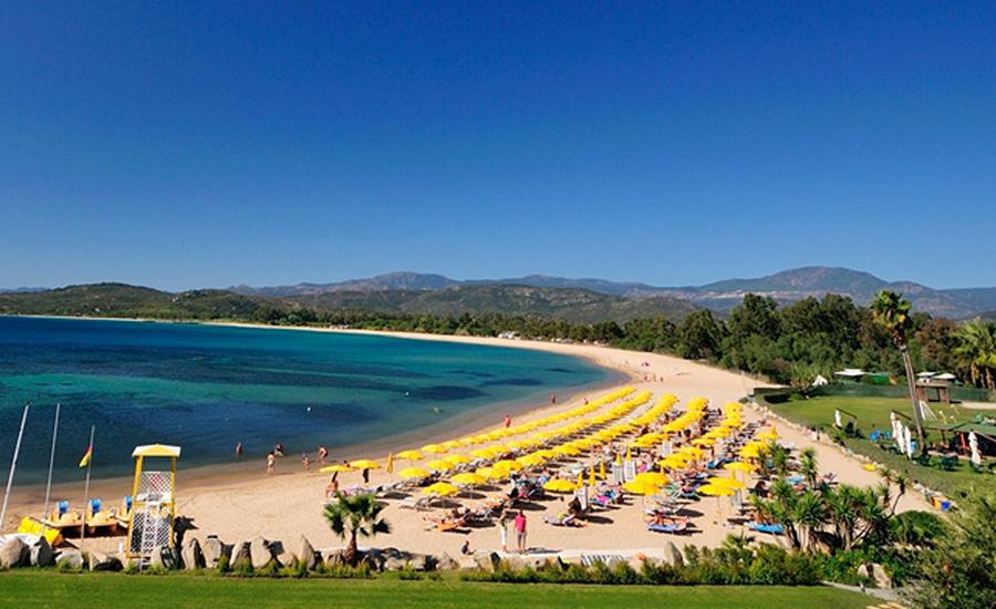 Spiaggia Saraceno